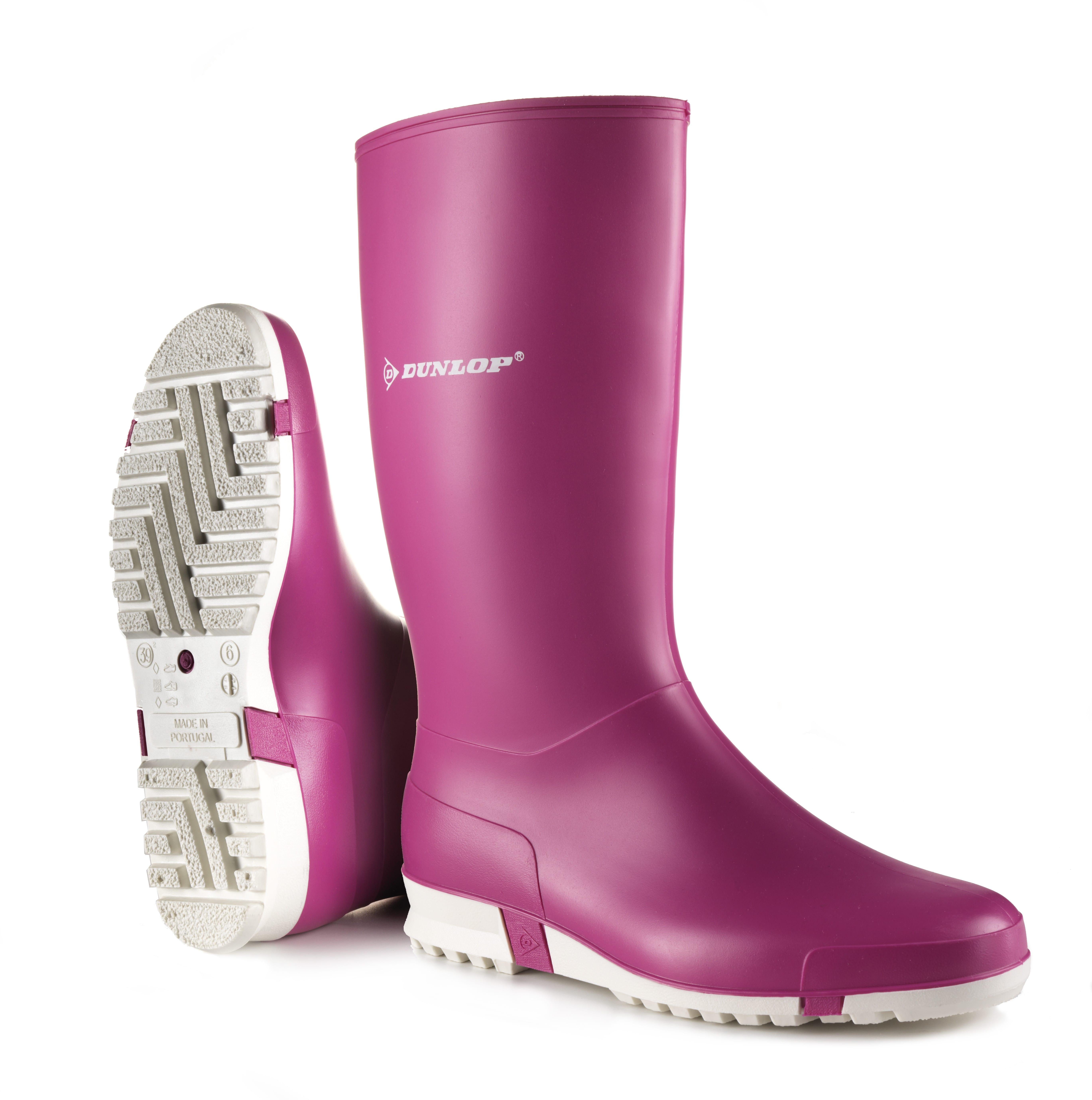 4.Dunlop Ladies Pink