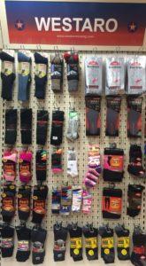 sock planogram