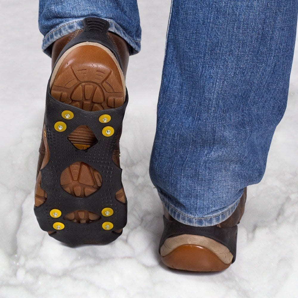 Snow Grips - Underfoot Traction In Icy Conditions - Westaro