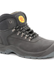 Westaro Brother S1p Black Hiker Boot5