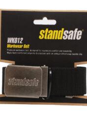 Standsafe Work Belt For WK001 Black One Size