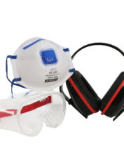 Agricultural 3 Piece Safety Kit