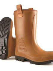 Dunlop Purofort Rig Air Fur Lined Safety Boot