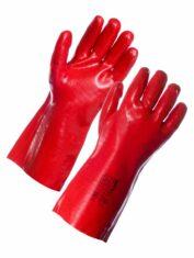 PVC Gauntlet Glove