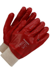PVC-Knitwrist-Gloves-Red-One-Size