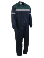 Safety Delux Zip and Stud Boilersuit