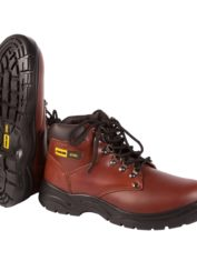 Sterling SS807M S1p Tan Safety Boot