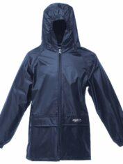 Stormbreak Nylon Youths Rain Jacket